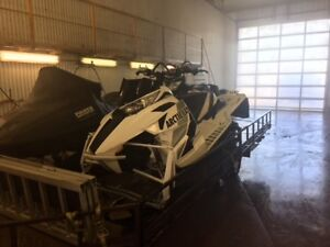 ARCTIC CAT XF 800 SNO PRO HIGH COUNTRY LIMITED