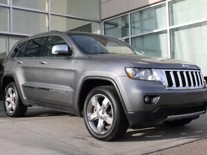 2013 Jeep Grand Cherokee Limited/NAVIGATION/HEATED AND COOLED SE