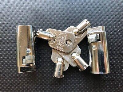 Tubular Vending T Handle Lock