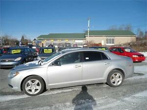 GREAT DEAL !2011 CHEV MALIBU, 87000 KM ONLY ! AUTOMATIC