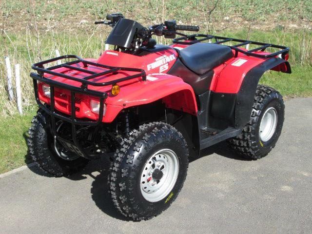honda trx 250 recon bottom motor