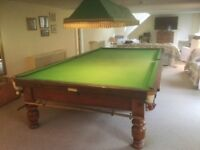 Snooker Table - Full Size