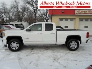 2014 GMC SIERRA 1500 SLE ALL TERRAIN 4X4 QUAD WE FINANCE ALL