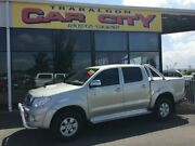 2009 Toyota Hilux SR5 MANUAL MY09 4X4 Diesel Silver 5 Speed Manual Utility Traralgon Latrobe Valley Preview