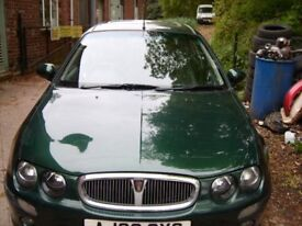 Rover 25 1.4 For Sale