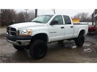 2006 Dodge Ram 1500 SLT LIFTED TRUCK!!!   9'' LIFT