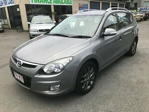 2010 Hyundai i30 Trophy, 2.0L 4 CYLINDER WAGON, APPLY TODAY CALL FOR FINANCE. Grey Automatic Wagon Biggera Waters Gold Coast City Preview