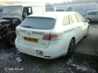 TOYOTA AVENSIS 1.8 2009-2016 BREAKING FOR SPARES TEL 07814971951 HAVE FEW IN STOCK