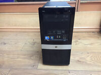 HP Pro 3130 MT Core i5-650 3.2GHz 4GB Ram 250GB HDD Win 7 PC