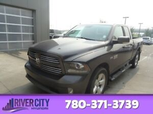 2014 Ram 1500 4WD QUADCAB SPORT Navigation (GPS),  Heated Seats,