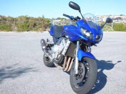Yamaha fz1 sell or swap