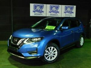 2018 Nissan X-Trail T32 Series II ST X-tronic 4WD Marine Blue 7 Speed Constant Variable Wagon Albion Park Rail Shellharbour Area Preview