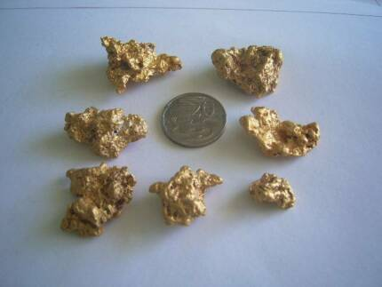 gold nuggets from $60 per gram Orelia Kwinana Area Preview