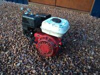 Honda engine for wacker plate, with centrifugal clutch £45