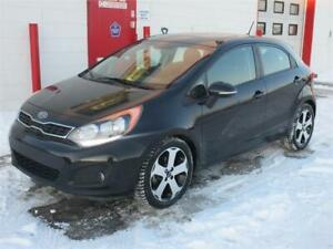 2013 Kia Rio EX~Leather~Heated seat & wheel~Backup cam~$8999