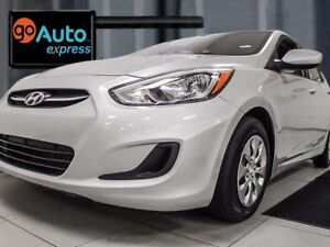 2016 Hyundai Accent SE- heated seats, power windows, and the con