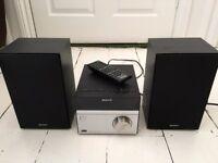 Sony CMT-S20 mini hi-fi system