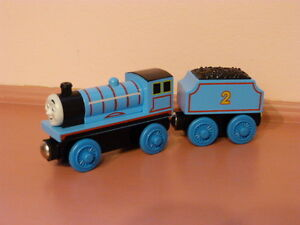 Thomas and Friends Wooden Railroad