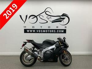 2019 Aprilia RSV4 1100 - V3560 - No Payments For 1 Year**