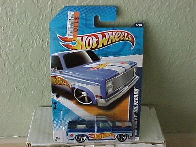 Hot Wheels 2011 83 Chevy Silverado