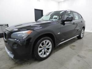 2012 BMW X1 XDRIVE 28I (114,000 KM, TOIT PANO, BLUETOOTH, FULL!)