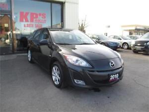 2010 MAZDA 3 6 SPEED!!! ONLY $4450!!!