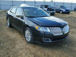 parting out 2010 LINCOLN MKZ AWD
