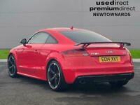 2014 Audi TT 2.0T Fsi Black Edition 2Dr S Tronic Auto Coupe Petrol Automatic