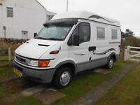 IVECO DAILY Campervan conversion