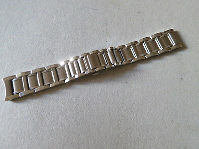 Original Zenith 20mm El Primero Port Royal Stainless Steel Watch Strap Band