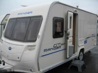 2010 BAILEY GT60 460-4 (Lighteight Fixed Bed )