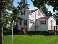 Beautiful Oceanview Cottage for Rent in Pointe du Chene/Shediac