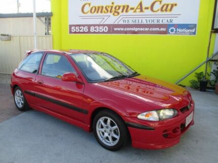 2002 Proton Satria XLS Red 4 Speed Automatic Hatchback