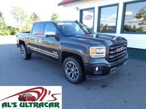 2015 GMC Sierra 1500 SLE Crew(FULL 4 DR) Cab All Terrain Edition