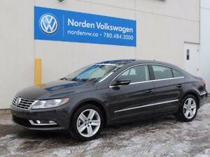 2016 Volkswagen CC Sportline