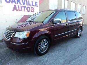 2008 Chrysler Town & Country Limited NAVIGATION DVD SAFETY