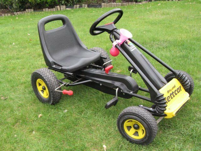 kettler original kettcar go kart in congleton cheshire. Black Bedroom Furniture Sets. Home Design Ideas