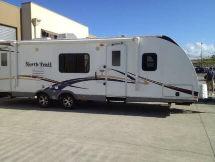 2013  28 Foot Heartland North Trail Caravan Hollywell Gold Coast North Preview