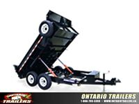 Brand New! HD Low Profile Dump Trailers (ON SALE NOW!)