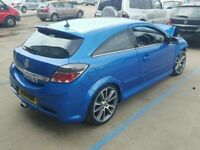 Astra vxr 2009 tailgate bootlid with spoiler arden blue vgc 07594145438