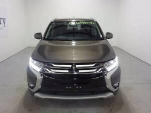 2015 Mitsubishi Outlander Wagon