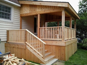 Experienced and Skilled Carpenter Kingston Kingston Area image 7