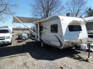 2013 JAYCO SWIFT SLX 165RB TRAVEL TRAILER