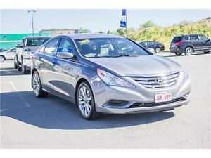 2013 Hyundai Sonata GL! HEATED SEATS! ONE OWNER!