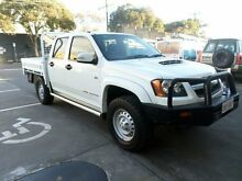 2011 Holden Colorado RC MY11 LX (4x4) 5 Speed Manual Melrose Park Mitcham Area Preview
