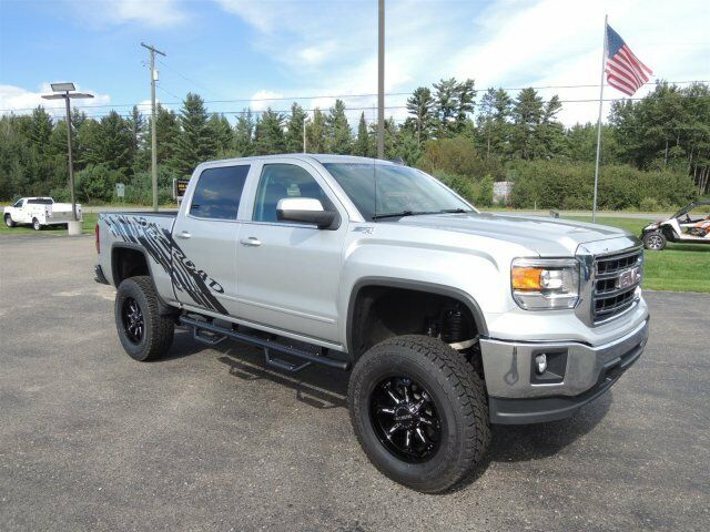 Image 1 of GMC: Sierra 1500 SLE…