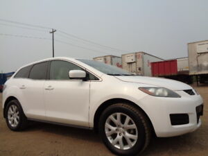 2007 Mazda CX-7 GT 2.3 TURBO SPORT PKG-AWD-LEATHER-SUNROOF