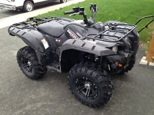 2009 Grizzly 700 EI