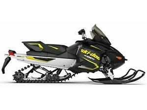 WOW GREAT PRICE!!! 2017 SKI-DOO MXZ SPORT 600 CARBURETED