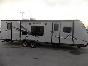 2017 FOREST RIVER APEX 28LE TRAVEL TRAILER
